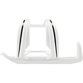 Cube RFR Sidecage Universal Porte-bidons Main gauche, white´n´black